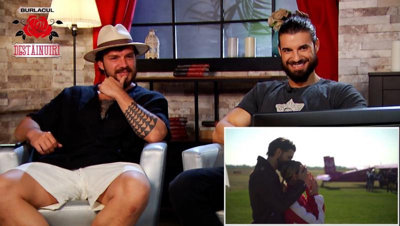 Împreună, cei doi au vorbit despre frumoasa familie a lui Bogdan și felul în care se descurcă în ipostaza de tătic.