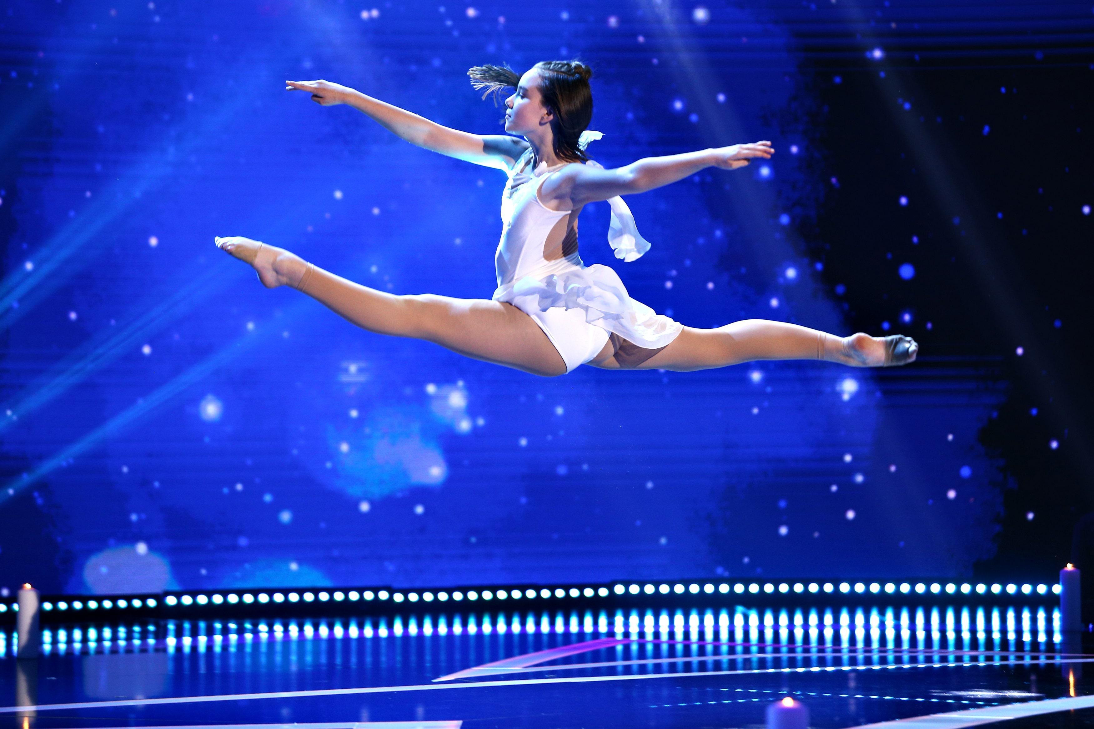 Next Star, 26 iunie 2021. Vanessa Bondor, moment de balet și gimnastică. Nadia Comăneci i-a transmis câteva cuvinte