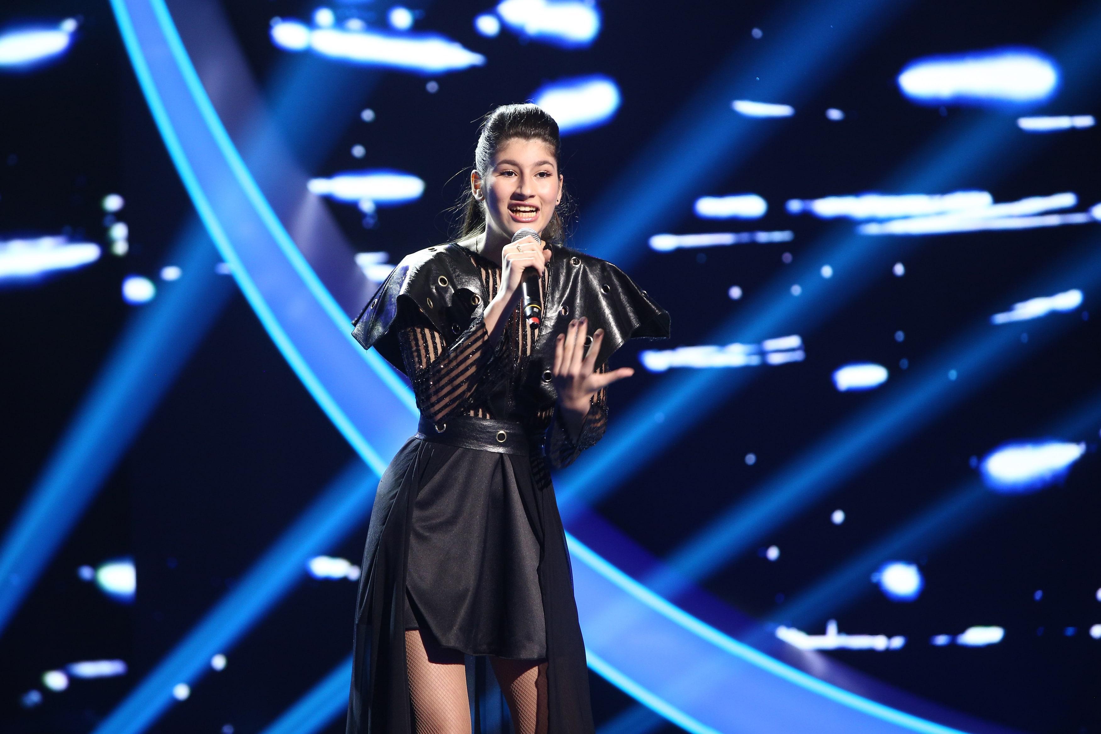 Next Star, 26 iunie 2021. Raisandra, performanța vocală cu care a câștigat 3 voturi de Da. Ce traumă ascunde fetița