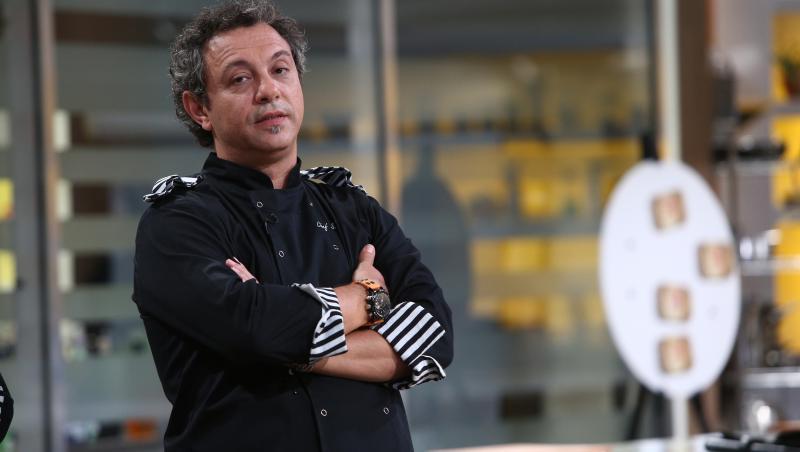 """Sorin Bontea la """"Chefi la cuțite"""" sezonul 8"""