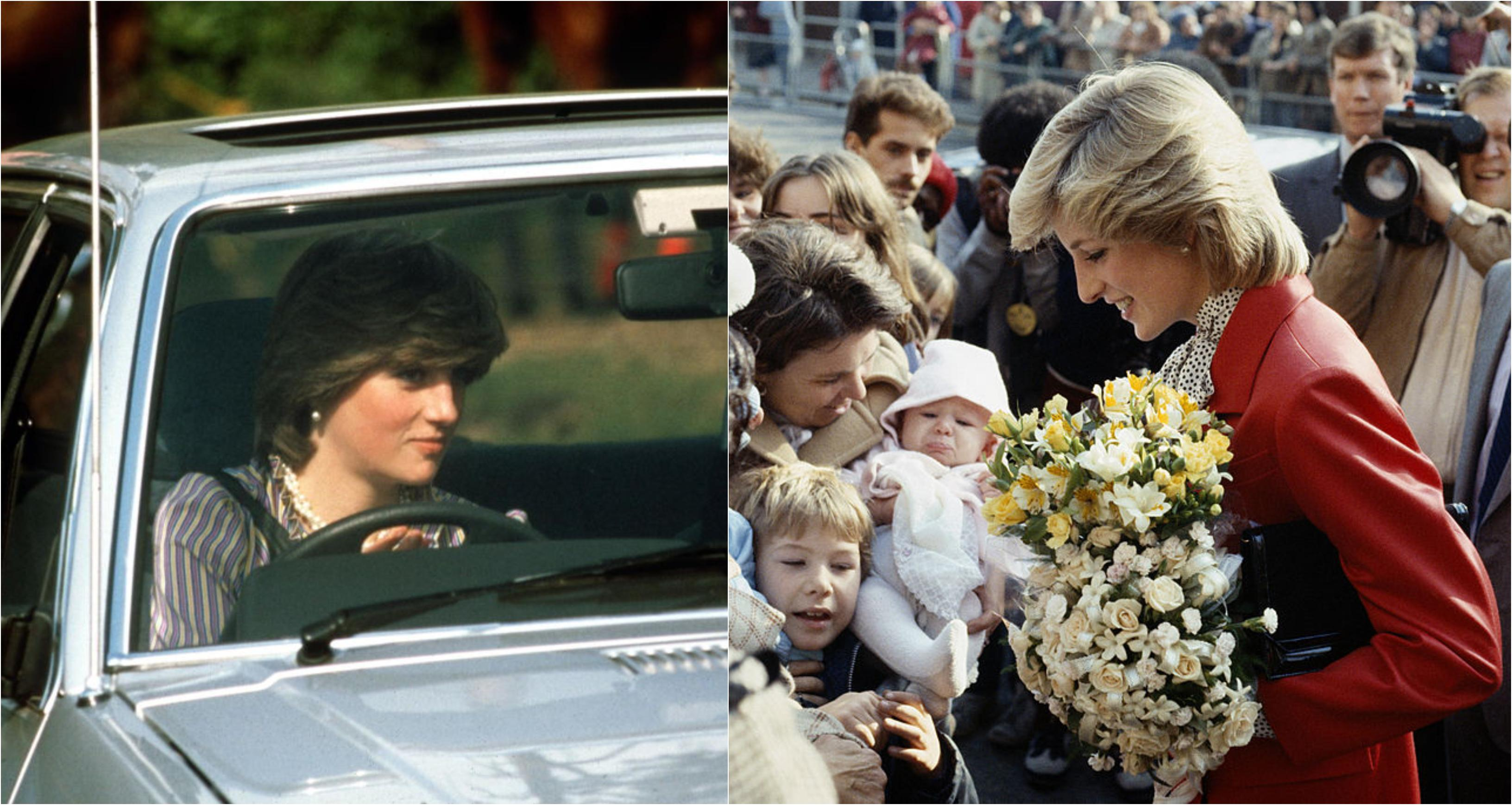 Ce s-a întâmplat cu mașina pe care Prințesa Diana a primit-o cadou de logodnă de la Prințul Charles