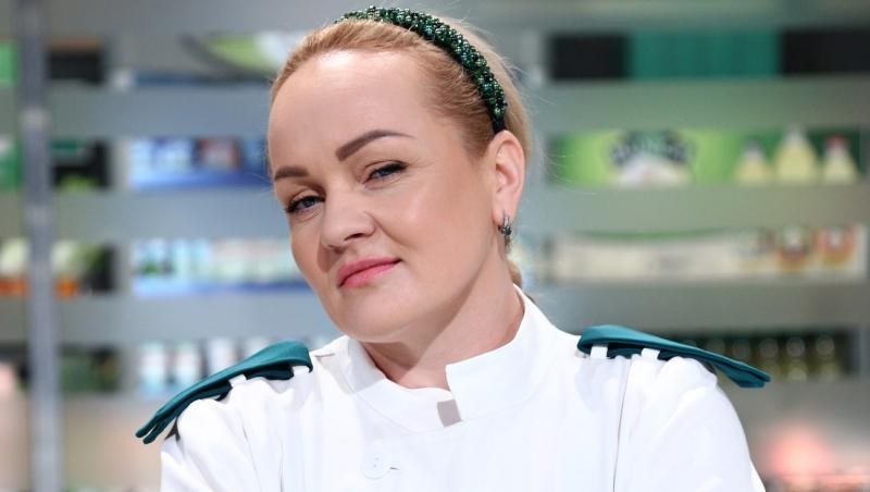 """Victorina Matveev a făcut o dezvăluire complet neașteptată pentru fanii emisiunii """"Chefi la cuțite"""", sezonul 9"""