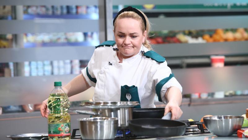 """Victorina Matveev de la """"Chefi la cuțite"""" a făcut senzație pe Instagram cu dezvăluirea sa"""