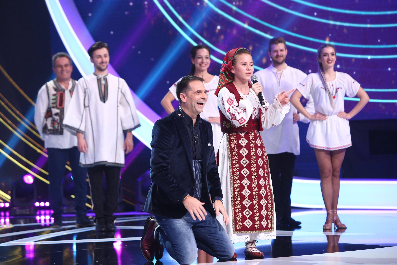 Lorena Lenuța Târla, la Next Star