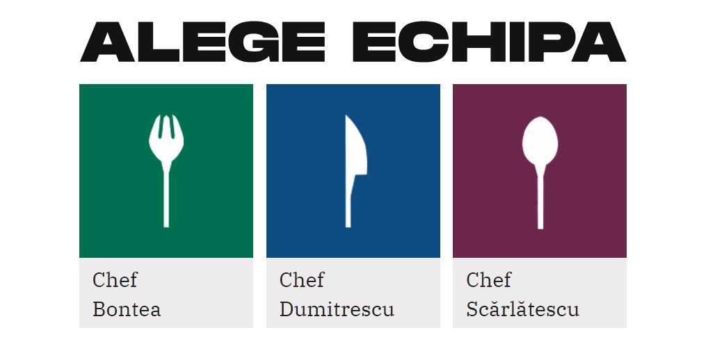 Concurs. Câștigă un MENIU DE FINALĂ Chefi la cuțite livrat direct la tine acasă de Tazz. Cine a câștogat