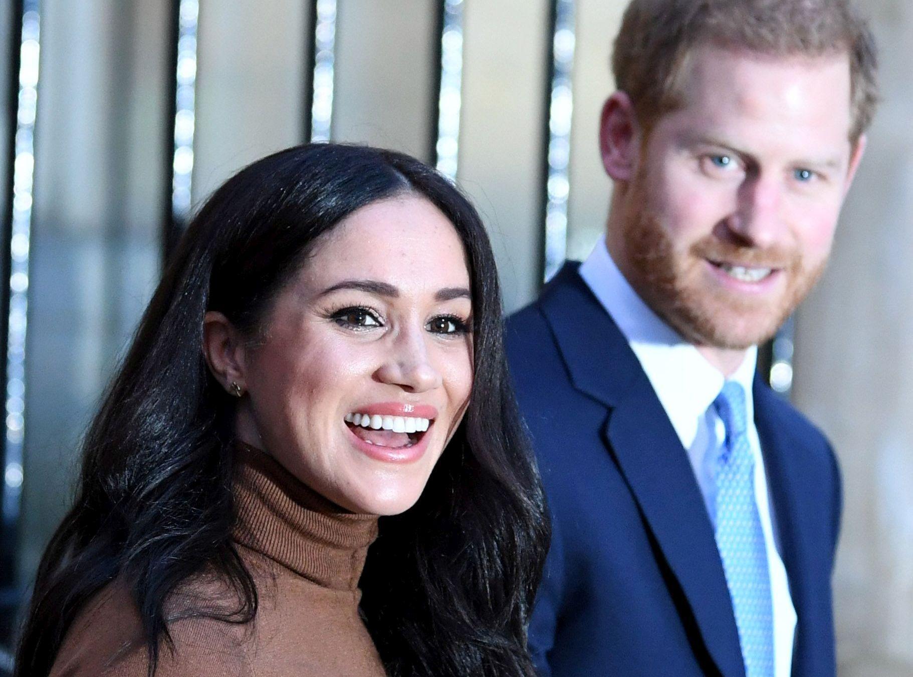 Meghan Markle și Prințul Harry au devenit părinți pentru a doua oară