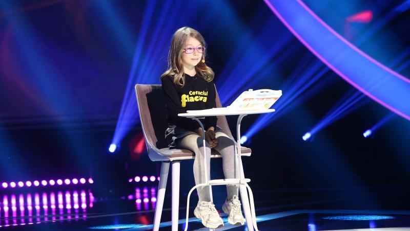Adriana Păunescu pe scena Next Star