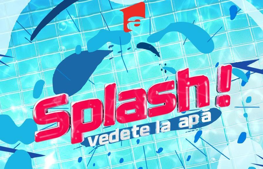 Un nou sezon Splash! Vedete la apă, în curând, la Antena 1