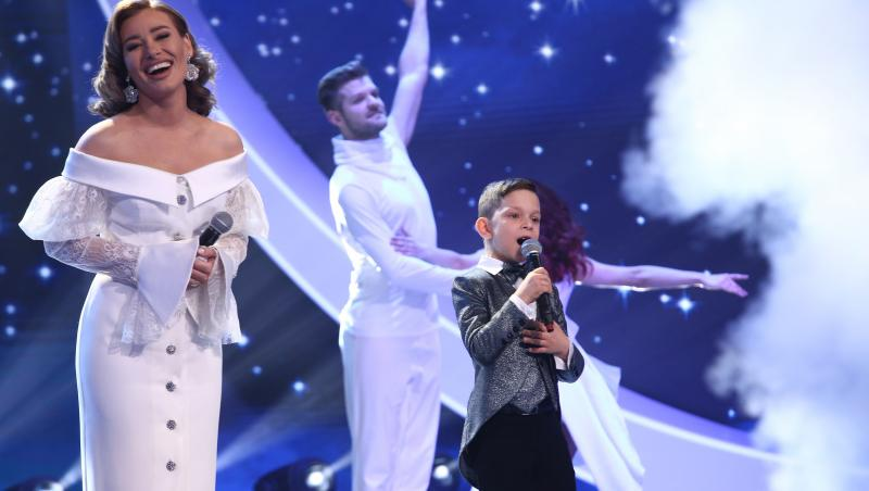 Eric Dobriceanu, interpretare sublimă în finala Next Star 2021