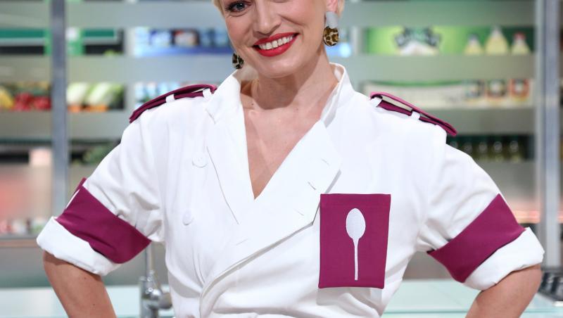 """Nicoleta Pop de la """"Chefi la cuțite"""" a făcut senzație pe Instagram"""