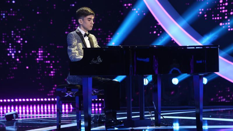 Amir Bălteanu și Damian Drăghici au cântat împreună pe scena Next Star 2021, în marea finală a sezonului