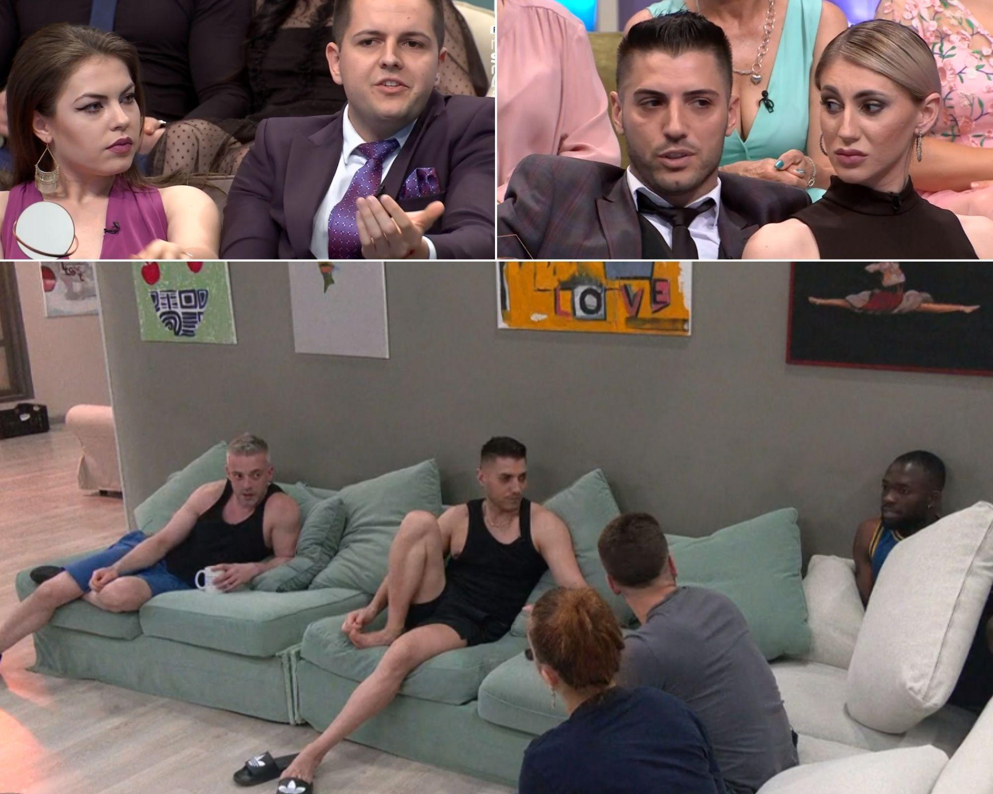 Mireasa 2021, sezon 3. Marian și Andreea, acuzați de falsitate. Liviu crede că cei doi vor să se căsătorească pentru premiu