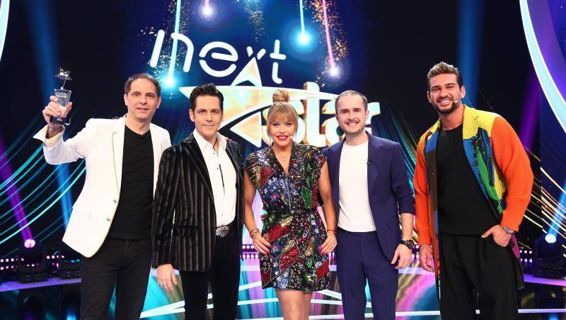 Jurații și prezentatorii Next Star