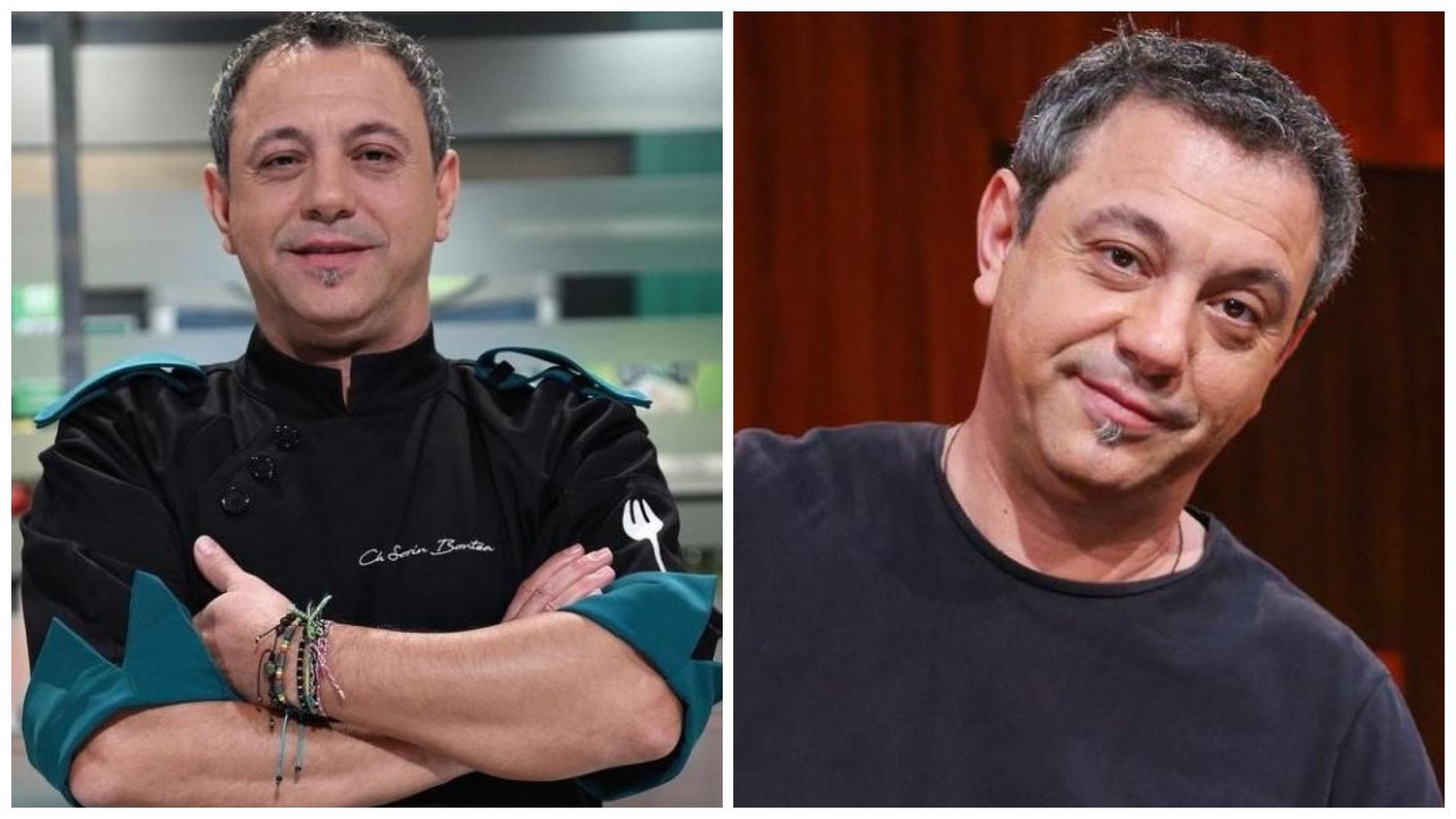 """Cum arată Iulian, fiul lui chef Sorin Bontea. Tânărul semănă foarte mult cu tatăl lui: """"Sunt un tată mândru!"""""""