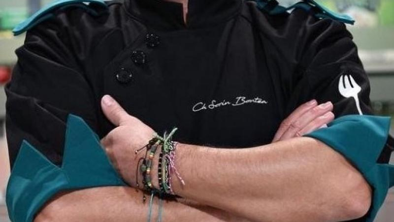 Sorin Bontea in tunica neagra
