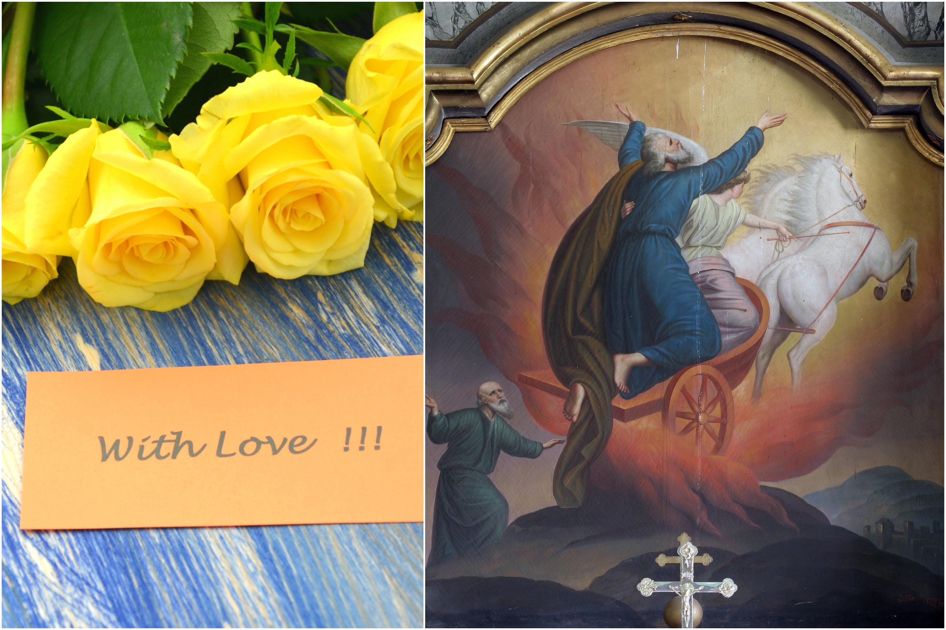 Sfântul Ilie. Urări și mesaje pentru sărbătoriți