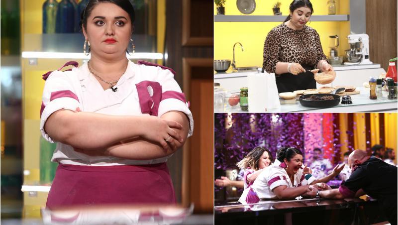 Narcisa Birjaru, câștigătorea sezonului 9 Chefi la cuțite