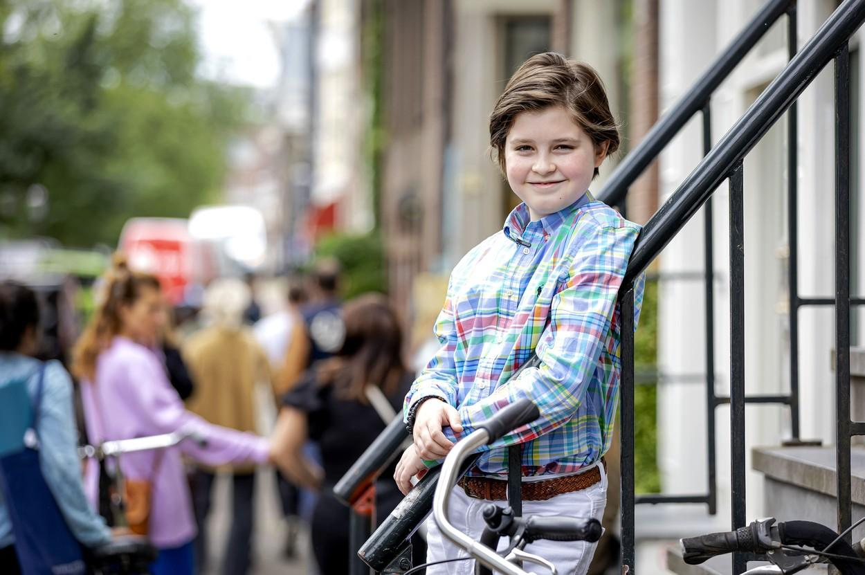 Laurent Simons, băiatul cu un IQ de 145, e licențiat în fizică cuantică. Vrea să creeze organe artificiale și să obțină nemurirea