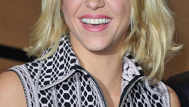 Shakira, poze nereușite
