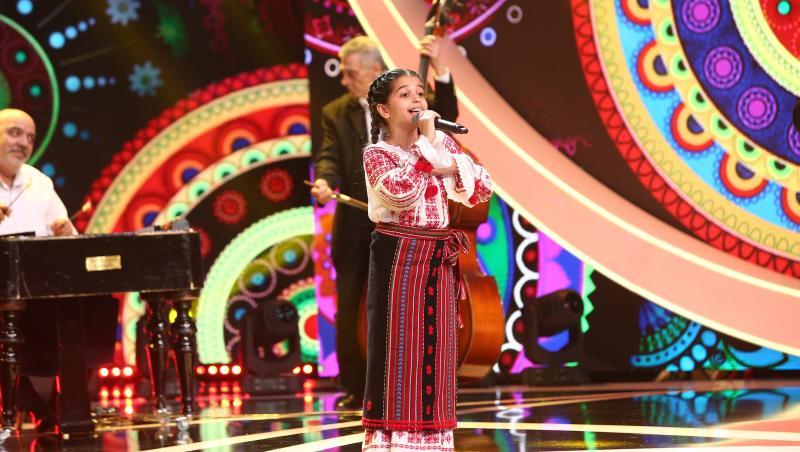 Daria Mușat, cântec popular pe scena Next Star 2021