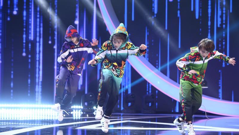 Varză Gang, show total la Next Star 2021