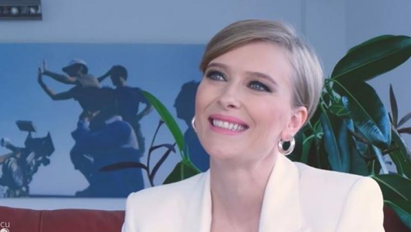 """Alexandra Tudor, în cadrul interviului pentru campania Antenei 1, """"Vara cu 100 de idei"""""""