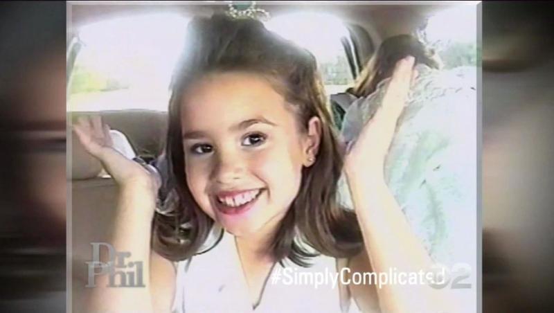 Demi Lovato, fotografie rară din copilărie