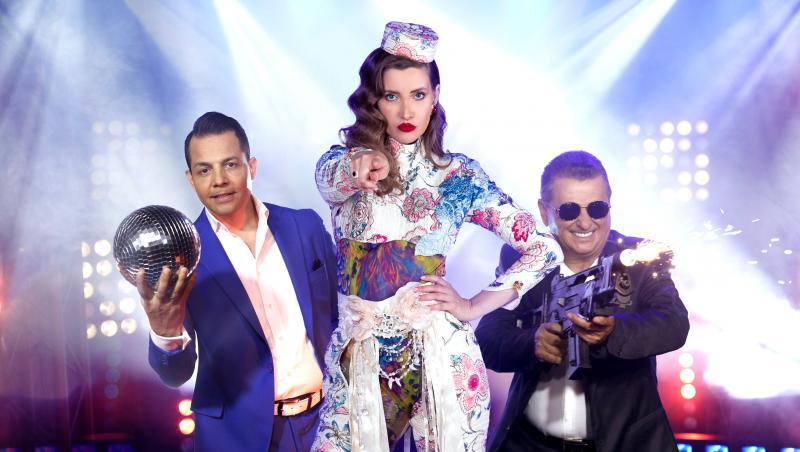 Iulia Albu, Nea Mărin şi Jean de la Craiova sunt primele surprize din juriul celui mai răcoritor show al verii, Splash! Vedete la apă, ce va avea premiera în curând, la Antena 1.