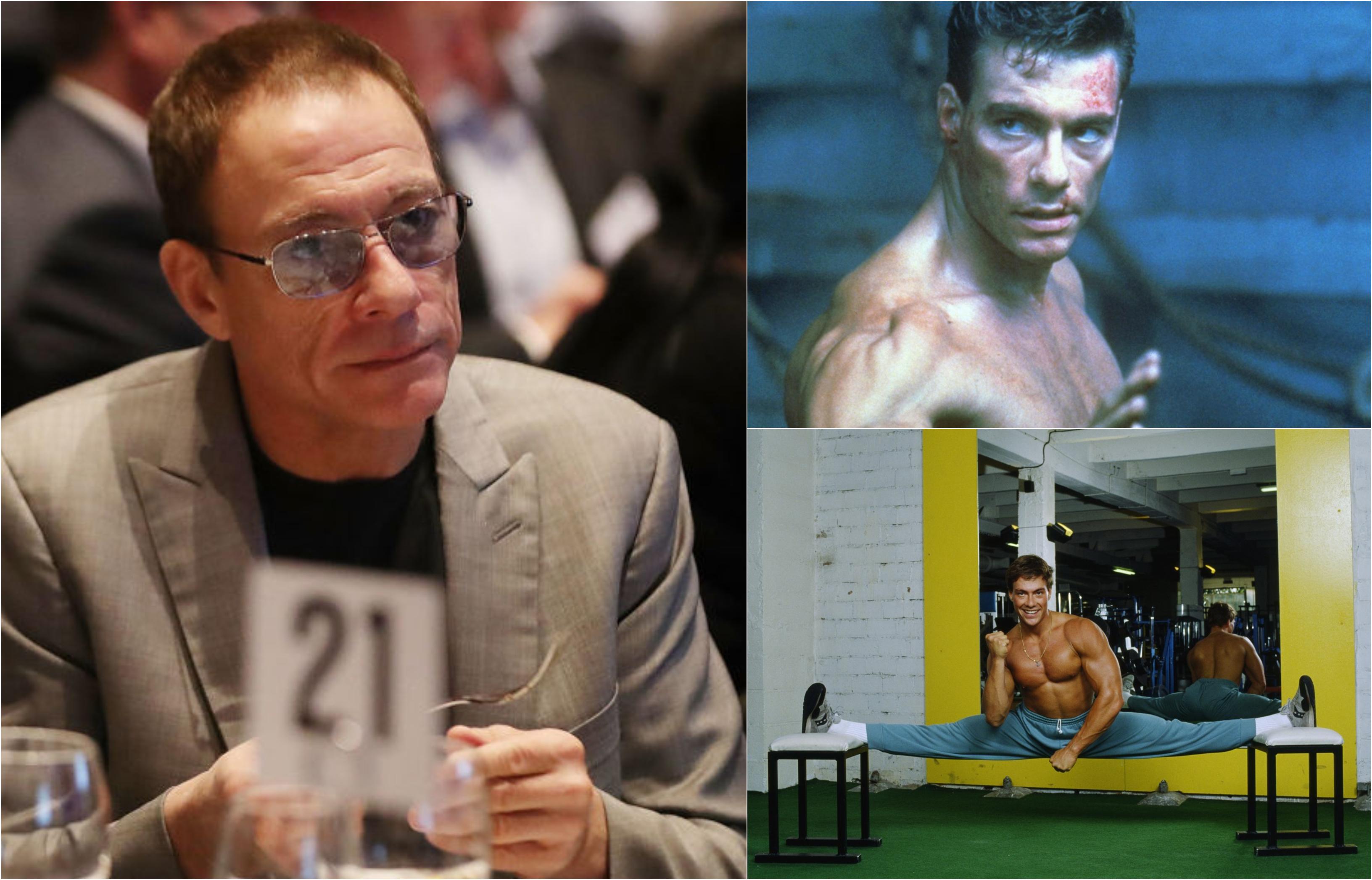 Jean-Claude Van Damme a venit în România