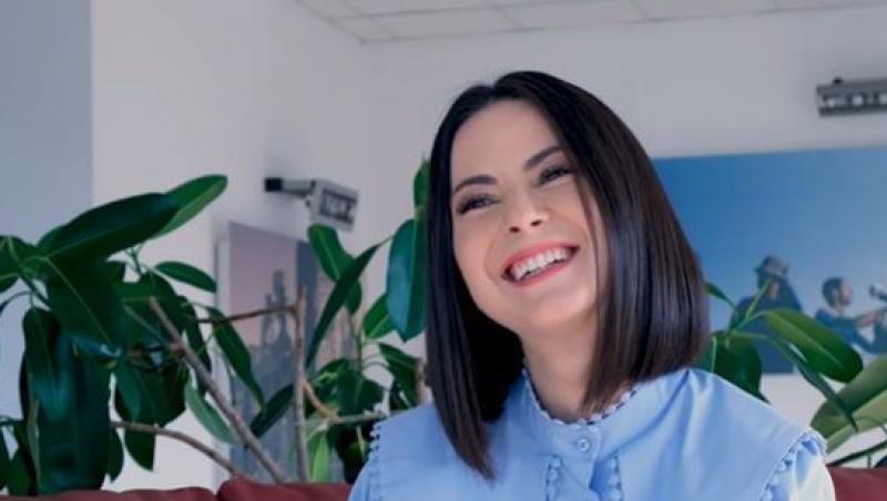 """Andreea Țopan, în interviul pentru Antena 1, în campania """"Vara cu 100 de idei"""""""