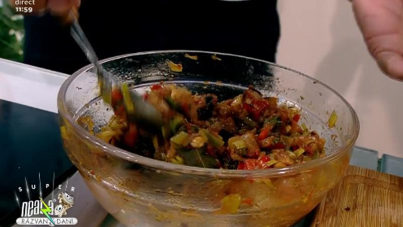 Caponata, o rețetă din bucătăria italiană