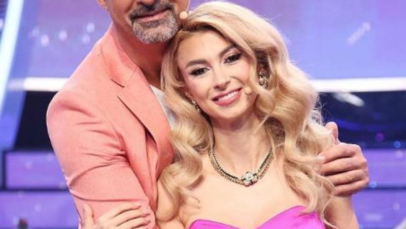 Aurelian Temișan, fotografie emoționantă alături de soția sa