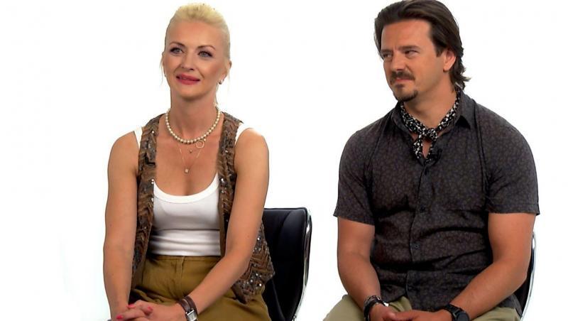 Mihai Petre și soția lui s-au întors de la filmările Asia Express