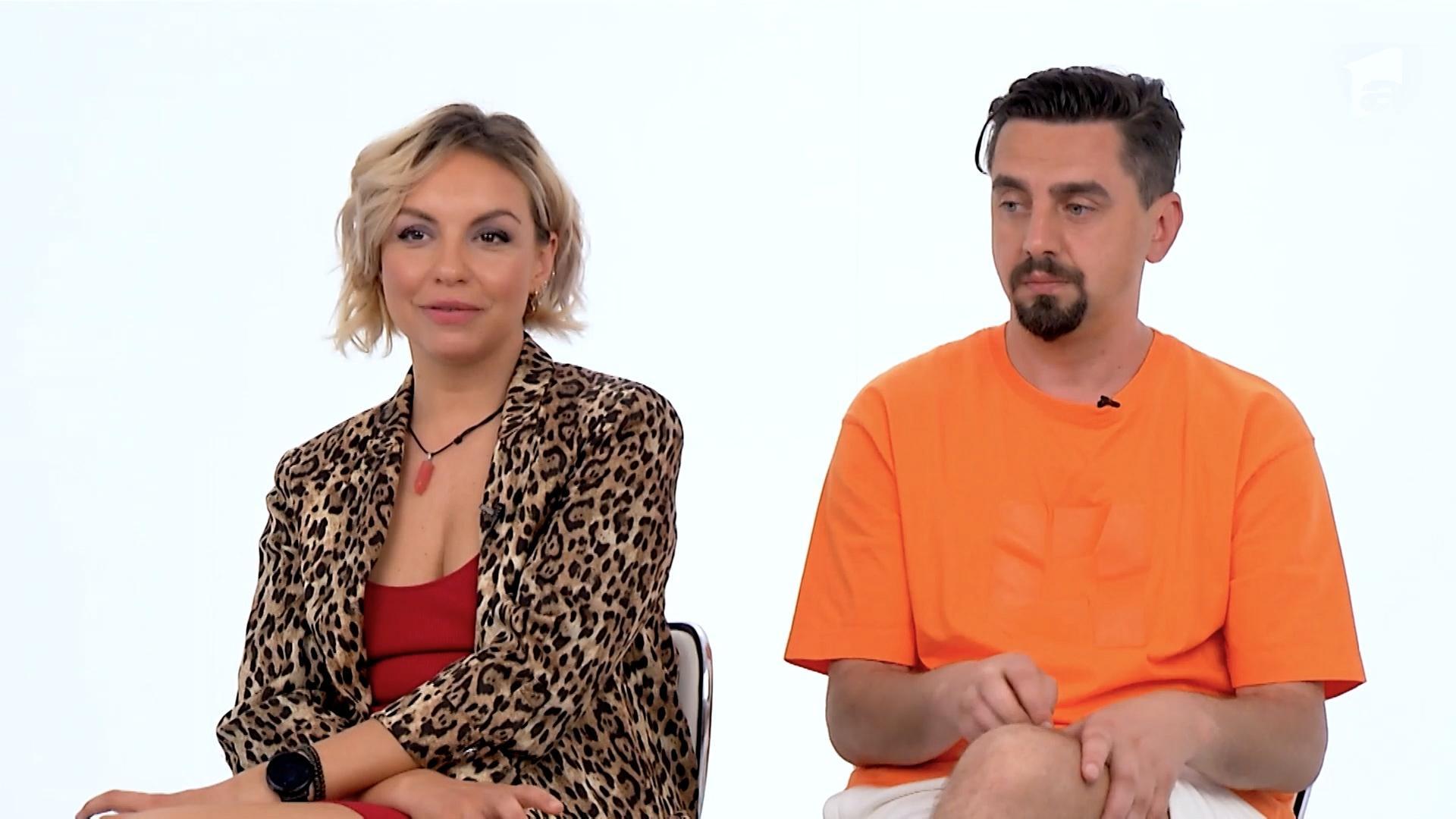 Cosmin Natanticu și Eliza au dezvăluit care au fost motivele care au dus la dezbinare. Cum descriu ei experiența Asia Express