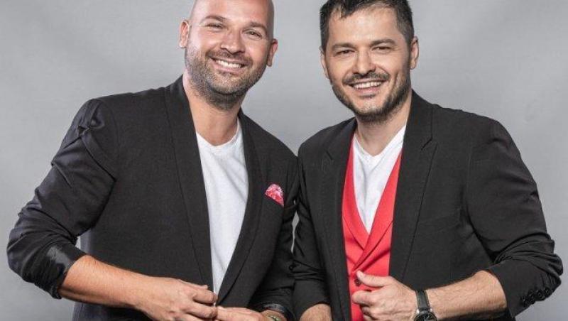 Liviu Vârciu și Andrei Ștefănescu