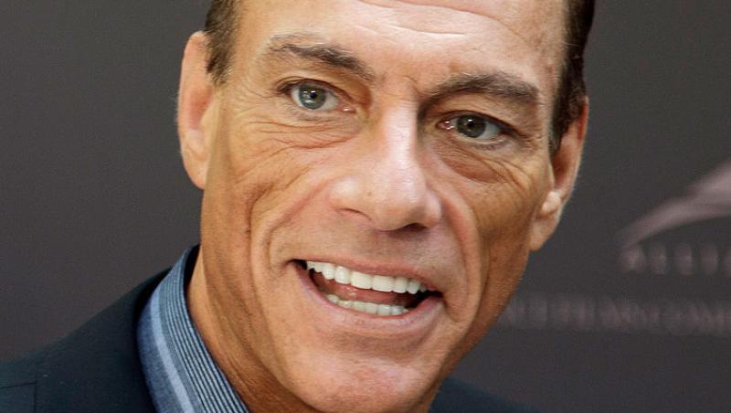 Jean-Claude Van Damme a publicat pe Instagram o imagine cu fiul său cel mare