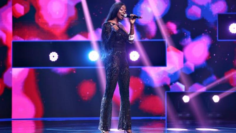Naomi Hedman la X Factor, în audiții