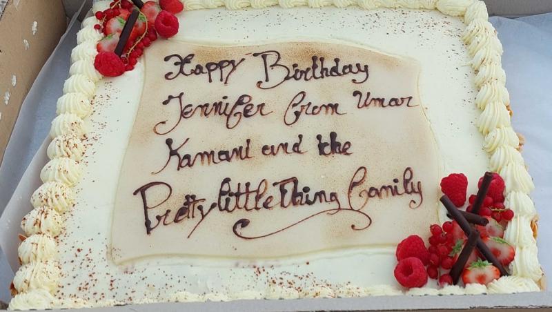 tortul lui jennifer lopez de ziua ei la 52 ani