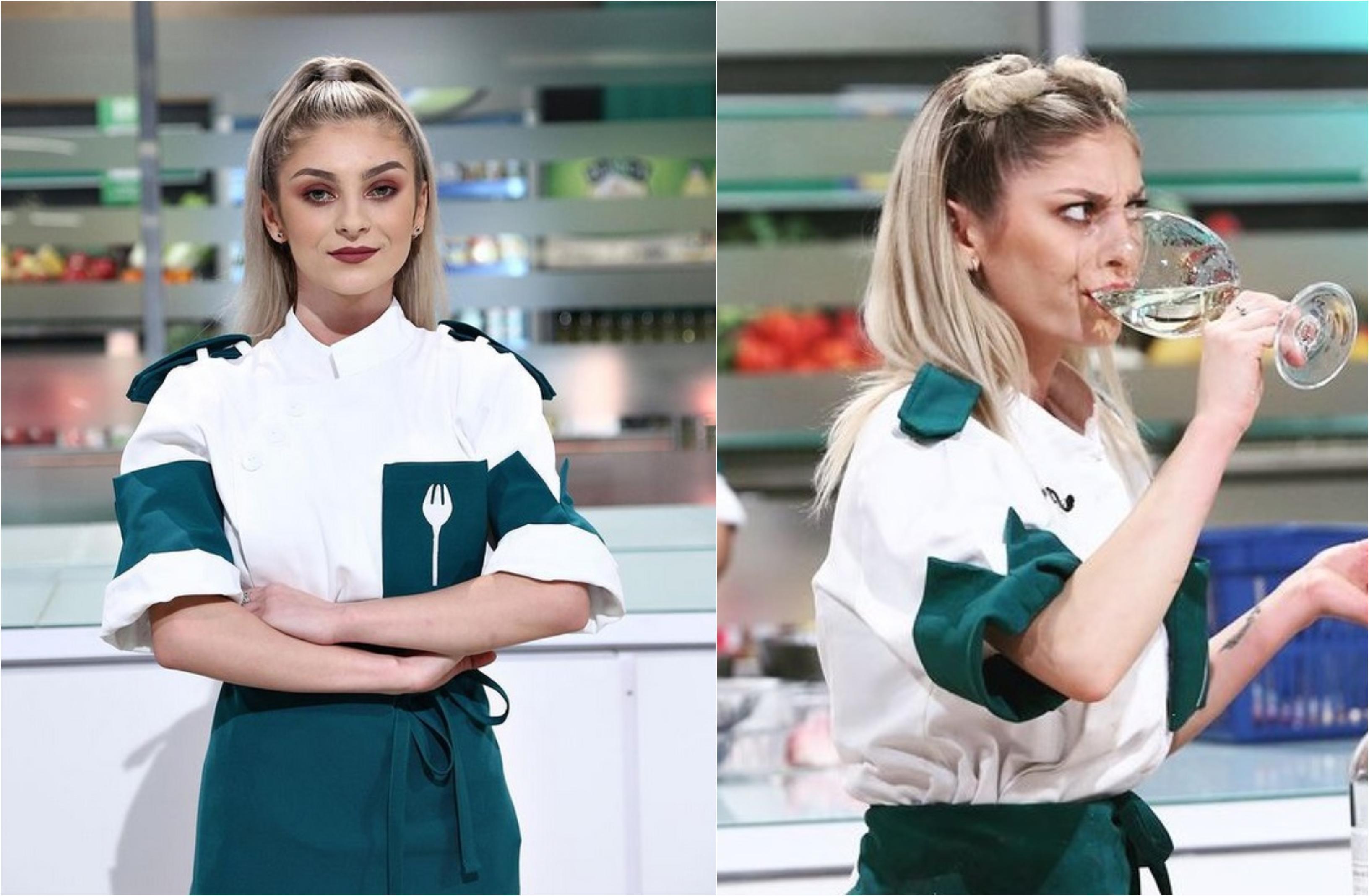 Elena Matei, fosta concurentă de la Chefi la Cuțite, ipostază tandră alături de iubit. Cum s-a filmat în compania partenerului