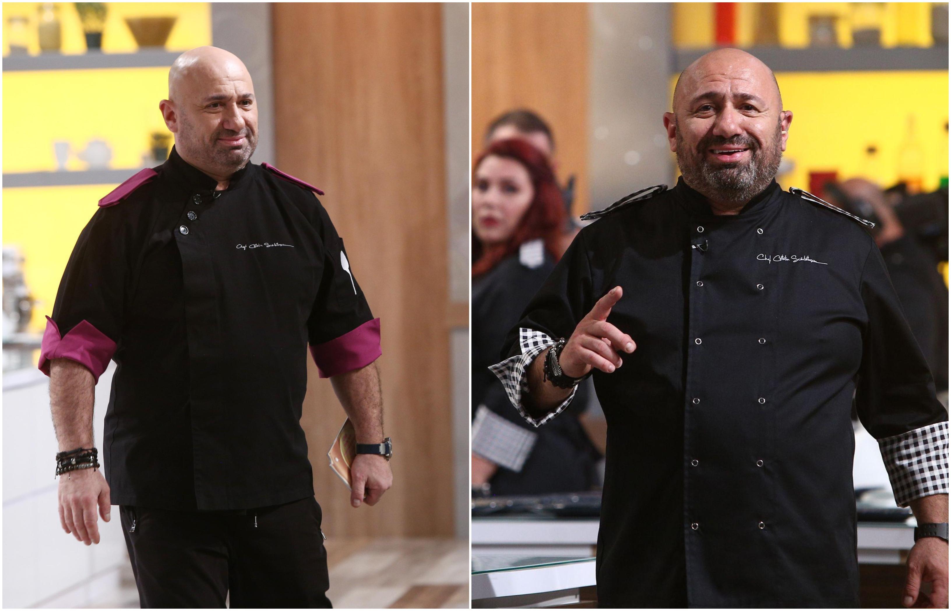 Dieta lui Cătălin Scărlătescu după ce a slăbit. Cum se menține îndrăgitul jurat de la Chefi la cuțite