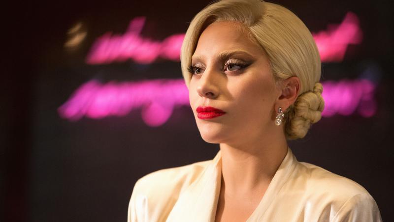 Lady Gaga, fără machiaj pe ten