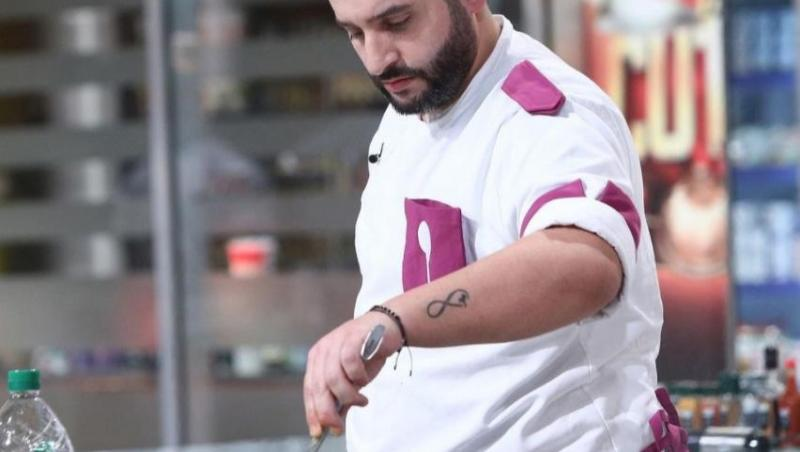 Vincenzo Aiello la Chefi la cuțite gătește