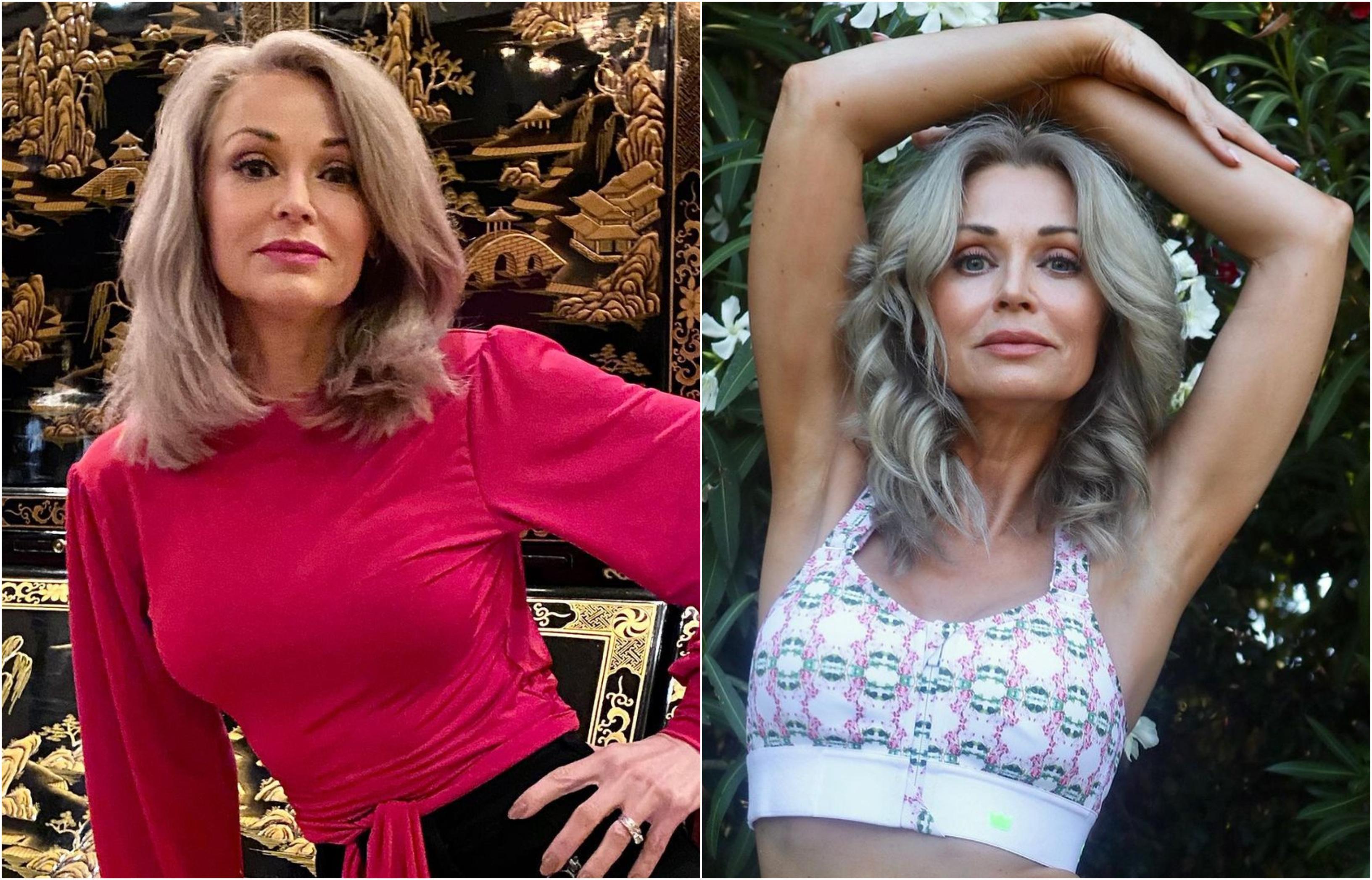 """Kathy Jacobs are 57 de ani și este """"cel mai în vârstă model"""", însă ea demonstrează că frumusețea nu are termen de expirare"""