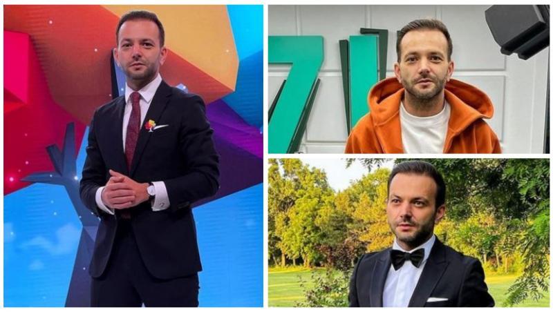 Mihai Morar în trei ipostaze diferite