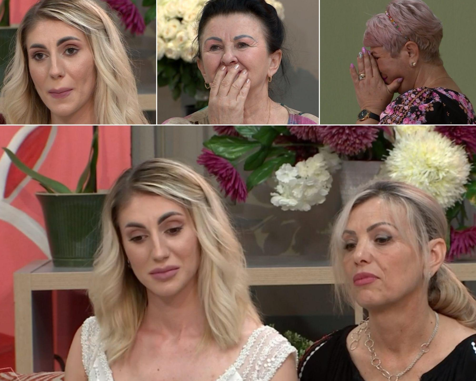 Mireasa 2021, sezon 3. Maria, fără cuvinte după ce mama ei a sunat când purta rochia de mireasa. Ce veste i-a dat