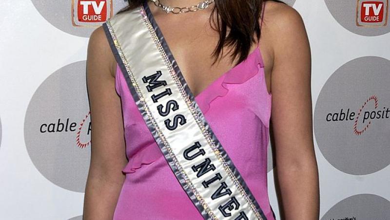 Denise Quiñones, o actriță din Puerto Rico, a câștigat Miss Univers în 2001