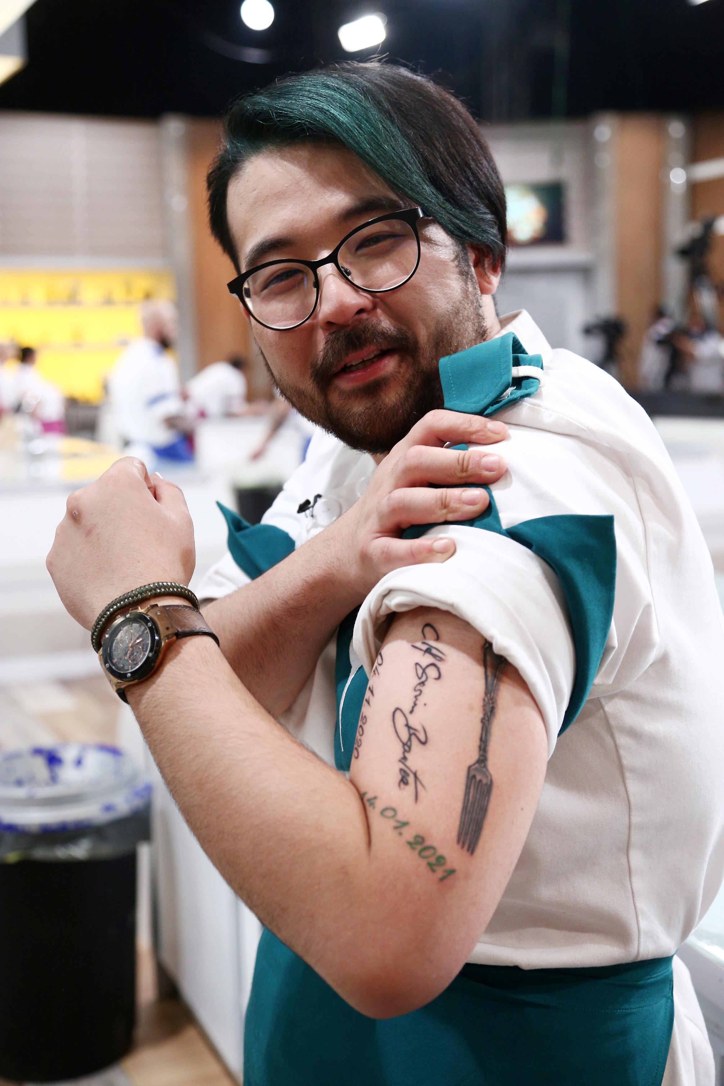 """Cu cine a fost surprins Rikito Watanabe (Riki) de la """"Chefi la cuțite"""". Fanii au reacționat imediat"""