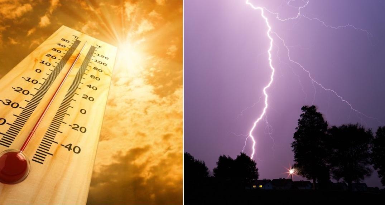 Alertă Meteo! Cod galben și portocaliu de ploi torențiale și vijelii în multe județe din țară pentru sâmbătă, 31 iulie 2021