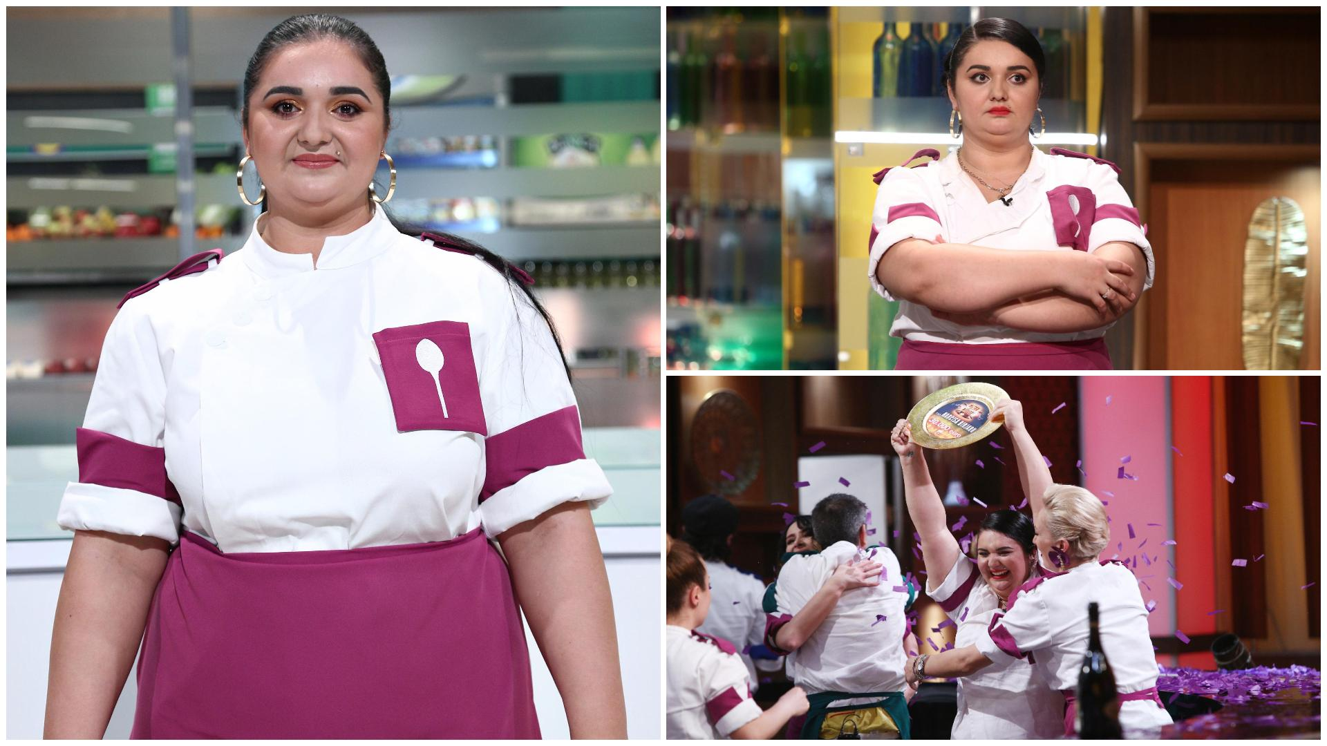 """Narcisa Birjaru, câștigătoarea """"Chefi la cuțite"""" sezonul 9, mesaj emoționant pentru mama ei. Cât de mult seamănă cu ea"""
