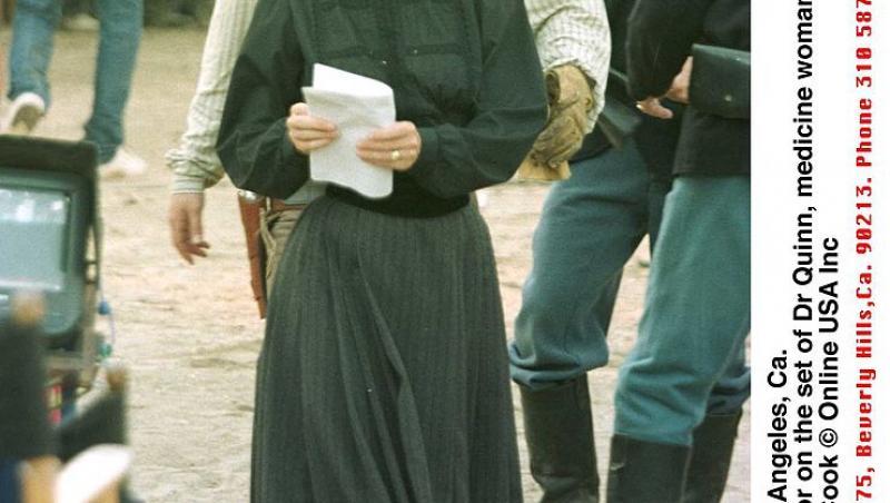 Secvență din serialul Dr. Quinn